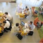 A te irodád – Közösségi munkahelyek