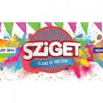 Világsztár maraton – 2016 Sziget fesztivál